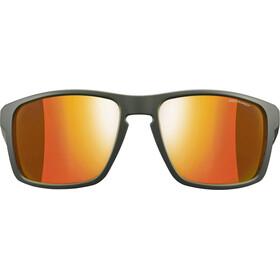 Julbo Shield Spectron 3CF Sunglasses Army/Blue-Orange